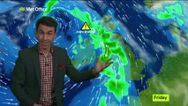 Your Weather for the Week 08112018