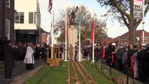 Worthing's Remembrance Sunday commemorations. Credit: Eddie Mitchell