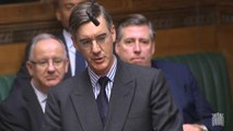 Jacob Rees-Mogg asks Theresa May if he should send letter of no confidence