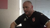 Jim Bentley - Halifax replay and FA Cup draw reaction