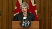 Theresa May speech Downing Street