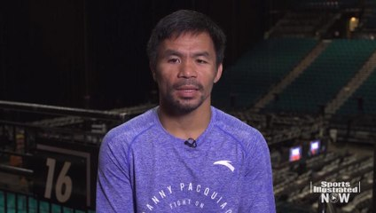 Manny Pacquiao On A Potential Rematch With Floyd Mayweather