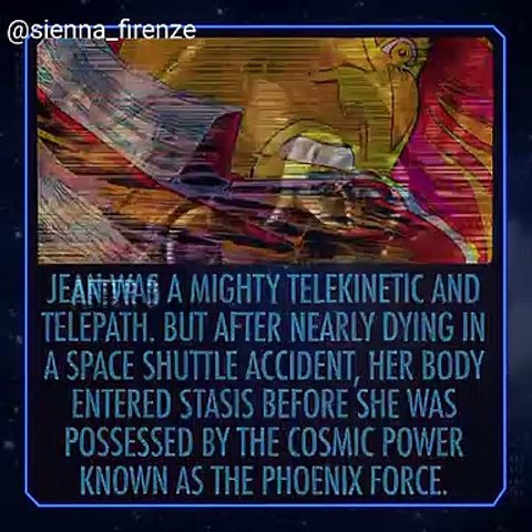 X Man, Jean Grey Story