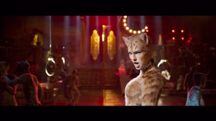 Taylor Swift, Idris Elba In 'Cats' First Trailer