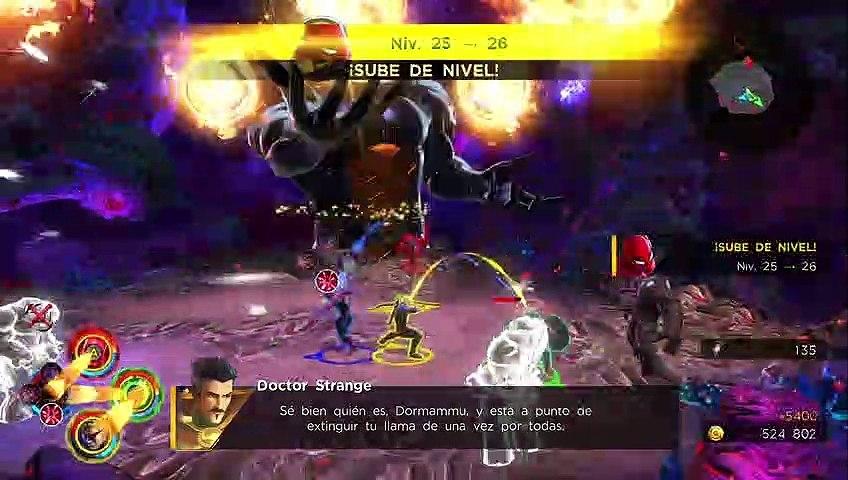 Videoanálisis Marvel Ultimate Alliance 3