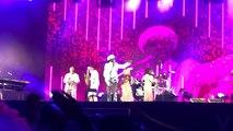 Nile Rodgers & Chic enflamment les Charrues