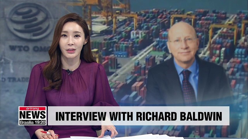 Interview with Professor Richard Baldwin