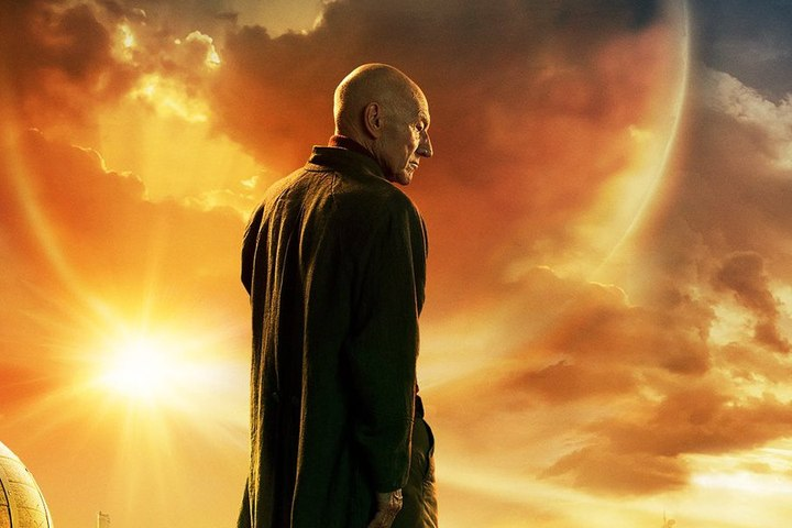 Star Trek_Picard -  Trailer de la SDCC 2019