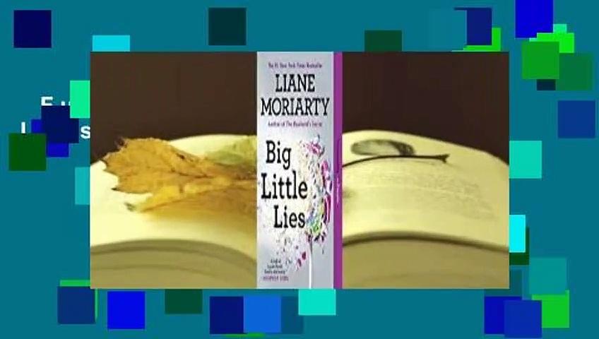 Full E-book  Big Little Lies Complete