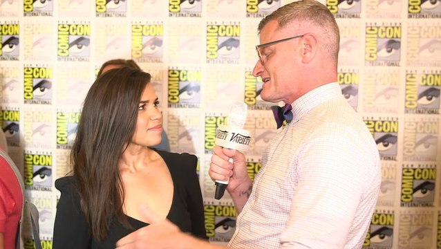 """America Ferrera on How Diversity """"Is the Essence"""" of """"Superstore"""""""