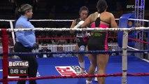 Hanna Gabriels vs Abril Argentina Vidal (17-07-2019) Full Fight
