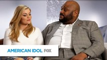 Idols Look Back: Ruben Studdard - Lauren Alaina - The Southern Secret - AMERICAN IDOL