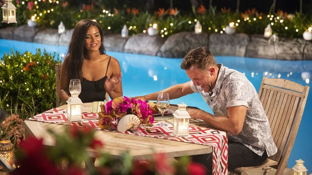 Love Island USA: Winston Asks Kyra On A Romantic Date