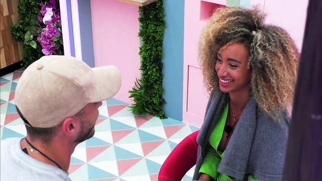 Love Island USA: Caro And Cormac Are More Casual Than Committed