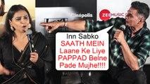 Akshay Kumar MAKES FUN Of Sonakshi, Vidya, Taapsee For Mission Mangal | Trailer Launch