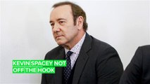 What's next for Kevin Spacey?