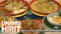 Unang Hirit: Lugaw o goto?