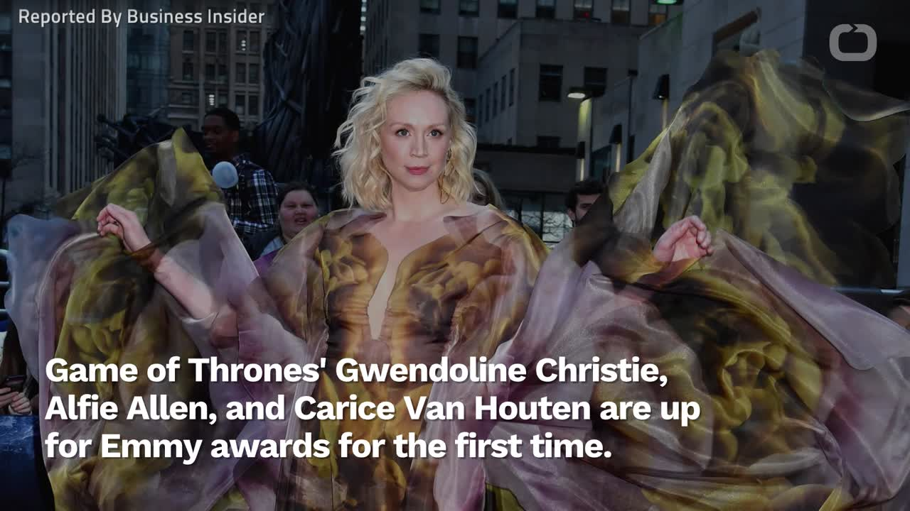 Fans Celebrate 'Game of Thrones' Stars For Submitting Themselves For Emmys