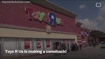 Toys R Us To Open 2 New Stores During The Holidays