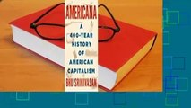 Full version  Americana: A 400-Year History of American Capitalism  Best Sellers Rank : #4
