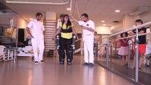 Un robot marcheur, développé par une entreprise française, pourrait permettre aux paraplégiques de marcher