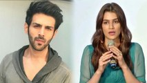 Kriti Sanon opens up about fight with Kartik Aryan; Check Out Here | FilmiBeat