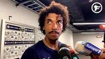 Luiz Gustavo après OM 2 - 1 Bordeaux