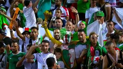 """Feghouli : """"On joue pour le peuple"""""""