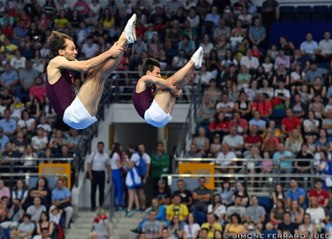 REPLAY - 2019 European Games - Trampoline synchro men, individual women and Aerobics Mixed pairs finals