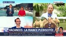 Vacances: la France plébiscitée
