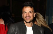 Peter Andre shows off 'Grease' transformation