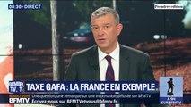 """Bientôt une """"taxe Gafa"""" à l'échelle mondiale ?"""