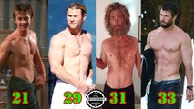"""Chris Hemsworth """"Thor"""" Training and Workout Body Transformation"""