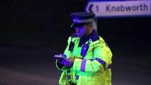 17 injured at crash during car meet in Stevenage