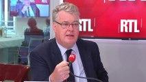"""Réforme des retraites : """"Je veux combattre l'égoïsme corporatiste"""", dit Delevoye sur RTL"""