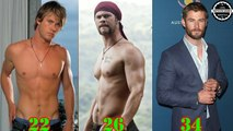 """Chris Hemsworth """"Thor"""" - Transformation From 1 to 34 Years Old"""