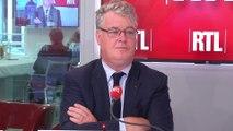 """Réforme des retraites : """"10 euros = 1 point"""" explique Jean-Paul Delevoye sur RTL"""