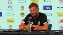 Klopp surprised by question over his future with three years left on Liverpool deal