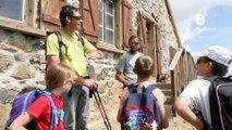Reportage - Visiter un alpage en Oisans