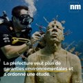 L'écomusée sous-marin de l'île Sainte-Marguerite est reporté