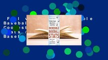 Full version  Incredible Baseball Stats: The Coolest, Strangest Stats and Facts in Baseball