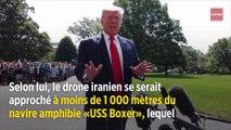 «Vous avez peut-être abattu un de vos drones par erreur» : Téhéran nargue Washington