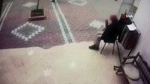 Nevşehir'de 82 yaşındaki adam küçük kızı taciz etti...Dehşet veren anlar kamerada