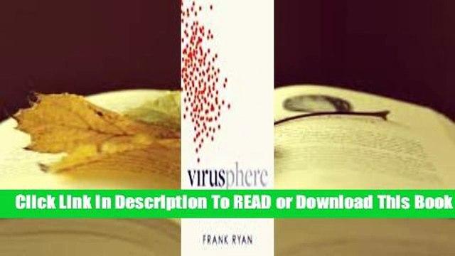 Full E-book Virusphere  For Kindle