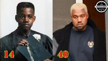 Kanye West Transformation - From 2 to 40 Years Old
