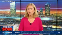 Euronews Soir : l'actualité du 18 juillet 2019