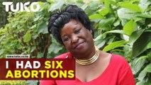 I had six abortions- Martha Bwore