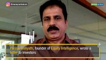 Porinju Veliyath writes to investors, blames budget for poor performance of portfolio