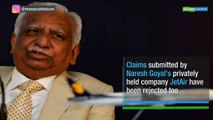 Jet Airways NCLT case: Claims worth Rs 25,000 cr sought; Naresh Goyal's rejected
