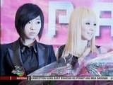Sandara, 2NE1 wow Pinoy fans